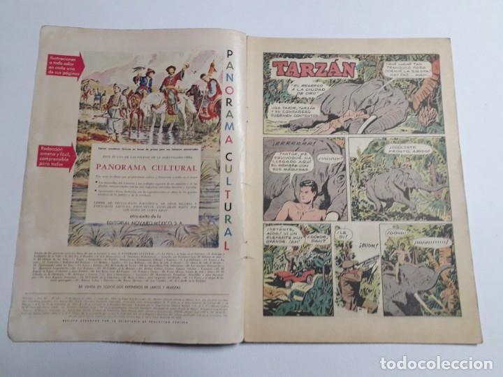 Tebeos: Tarzán n° 141 - original editorial Novaro - Foto 2 - 87077424