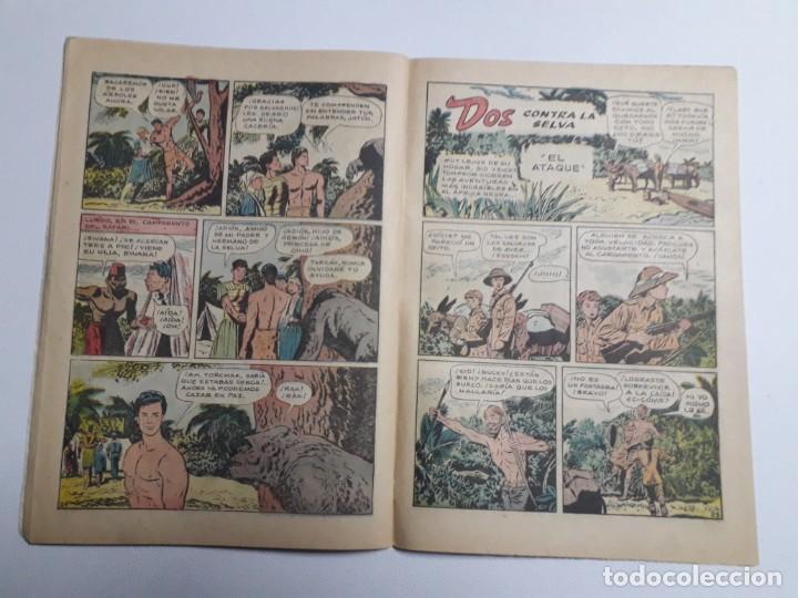 Tebeos: Tarzán n° 141 - original editorial Novaro - Foto 3 - 87077424