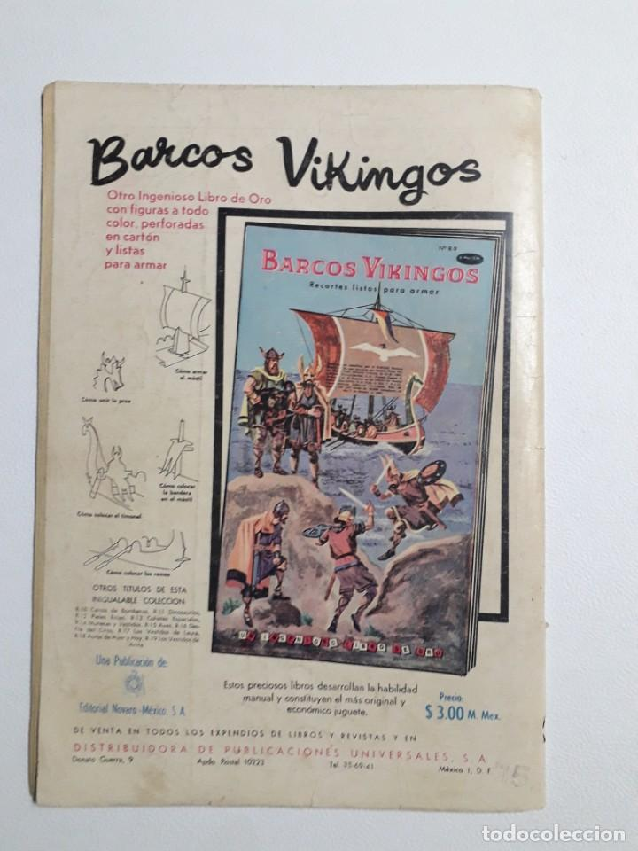 Tebeos: Tarzán n° 141 - original editorial Novaro - Foto 5 - 87077424