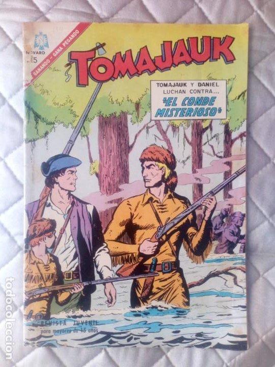 TOMAJAUK Nº 134 (Tebeos y Comics - Novaro - Otros)