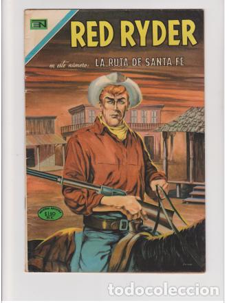 RED RYDER NUMERO 231 (Tebeos y Comics - Novaro - Red Ryder)