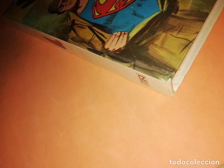 Tebeos: SUPERMAN EXTRA 1 LIBRO COMIC.EDITORIAL NOVARO 1978. TAPA DURA. - Foto 3 - 209754055
