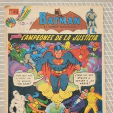 Tebeos: BATMAN Nº 726. EDITORIAL NOVARO 1974. Lote 209771243