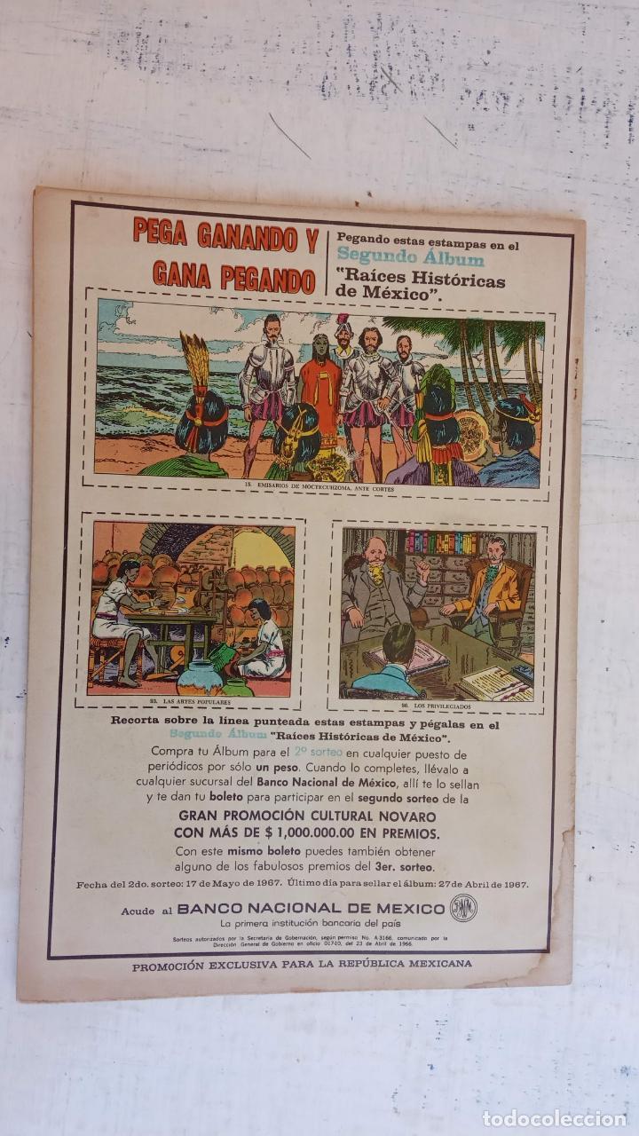 Tebeos: AVENTURA PREENTA: BONANZA Nº 475 - AÑO 1967 - Foto 3 - 209802331
