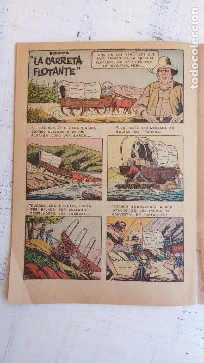 Tebeos: AVENTURA PREENTA: BONANZA Nº 475 - AÑO 1967 - Foto 4 - 209802331