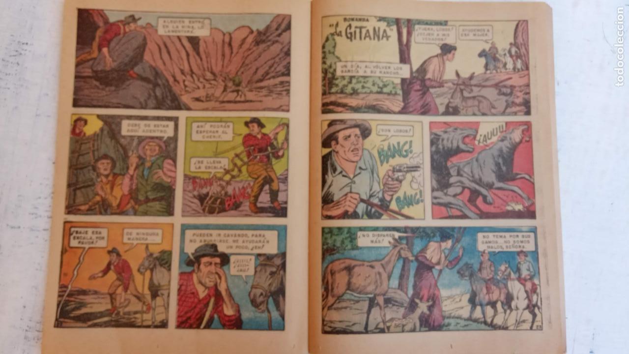 Tebeos: AVENTURA PREENTA: BONANZA Nº 475 - AÑO 1967 - Foto 6 - 209802331