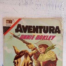 Tebeos: AVENTURA PRESENTA : ANNIE OAKLEY Nº 517 - DICIEMBRE 1967. Lote 209802440