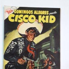 Tebeos: DOMINGOS ALEGRES N° 53 - CISCO KID! (FLAMANTE) - ORIGINAL EDITORIAL NOVARO. Lote 210002093