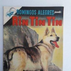 Tebeos: DOMINGOS ALEGRES N° 85 - RIN TIN TIN! (FLAMANTE) - ORIGINAL EDITORIAL NOVARO. Lote 210003190