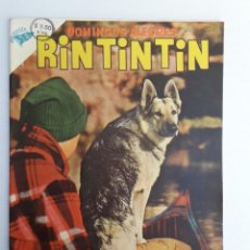 Tebeos: DOMINGOS ALEGRES N° 57 - RIN TIN TIN! (IMPECABLE) - ORIGINAL EDITORIAL NOVARO. Lote 210003650