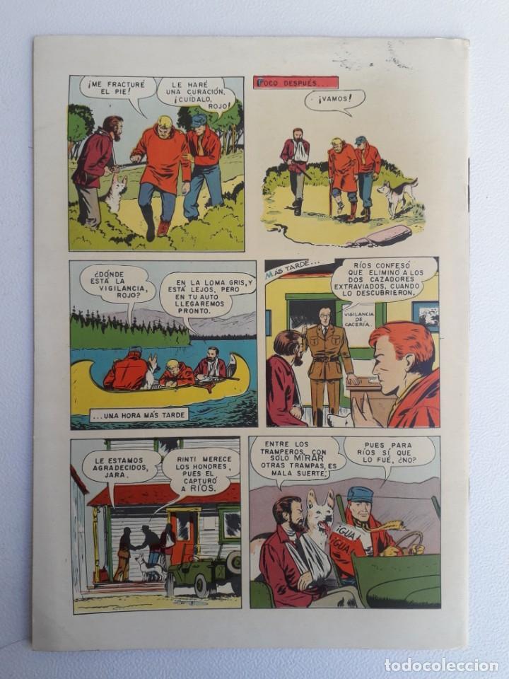 Tebeos: Domingos alegres n° 57 - Rin Tin Tin! (impecable) - original editorial Novaro - Foto 5 - 210003650