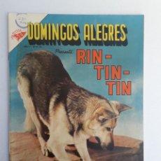Tebeos: DOMINGOS ALEGRES N° 36 - RIN TIN TIN! - ORIGINAL EDITORIAL NOVARO. Lote 210004090