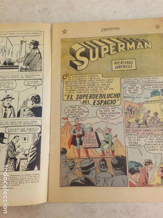 Tebeos: Superman Novaro Nº 196 - Foto 3 - 210407573