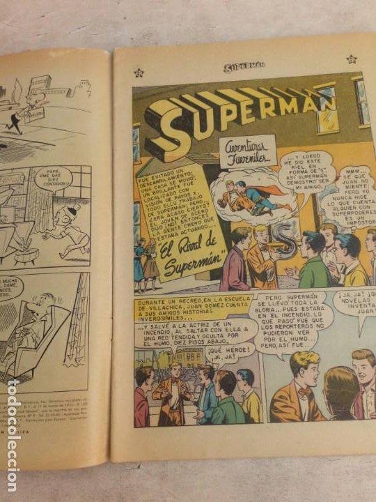 Tebeos: Superman Novaro Nº 187 - Foto 3 - 210409320