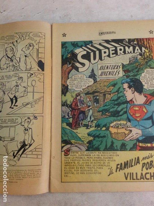 Tebeos: Superman Novaro Nº 185 - Foto 3 - 210409796