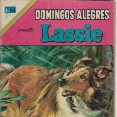 Tebeos: DOMINGOS ALEGRES: LASSIE - AÑO XX - Nº 1026 - ENE. 20 DE 1974 *EDITORIAL NOVARO*. Lote 210736197