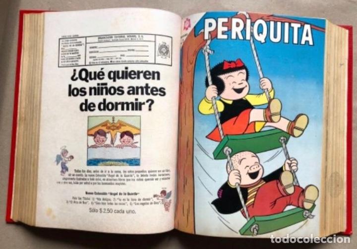Tebeos: TOMO CON 20 TEBEOS EDITORIAL NOVARO (1965/66). TOM Y JERRY, SÚPER RATÓN, PERIQUITA, PÁJARO LOCO,... - Foto 10 - 210799461