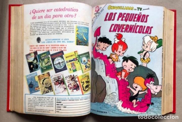 Tebeos: TOMO CON 20 TEBEOS EDITORIAL NOVARO (1965/66). TOM Y JERRY, SÚPER RATÓN, PERIQUITA, PÁJARO LOCO,... - Foto 11 - 210799461