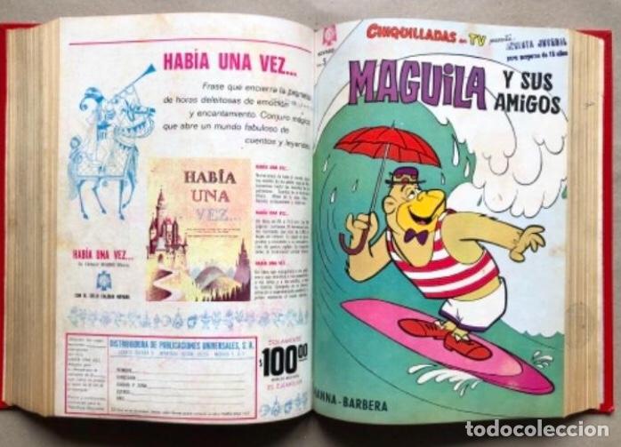 Tebeos: TOMO CON 20 TEBEOS EDITORIAL NOVARO (1965/66). TOM Y JERRY, SÚPER RATÓN, PERIQUITA, PÁJARO LOCO,... - Foto 15 - 210799461