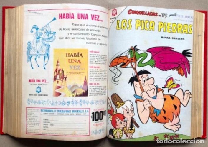 Tebeos: TOMO CON 20 TEBEOS EDITORIAL NOVARO (1965/66). TOM Y JERRY, SÚPER RATÓN, PERIQUITA, PÁJARO LOCO,... - Foto 16 - 210799461