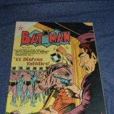 Tebeos: (M) BATMAN EL HOMBRE MURCIÉLAGO AÑO II NÚM. 13, EDITORIAL NOVARO FEBRERO 1955, BUEN ESTADO. Lote 211394376