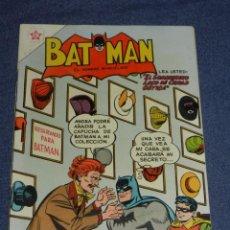 Tebeos: (M) BATMAN EL HOMBRE MURCIÉLAGO AÑO IV NÚM. 40, EDITORIAL NOVARO FEBRERO 1957, MUY BUEN ESTADO. Lote 211394682