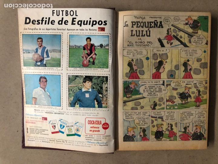 Tebeos: LA PEQUEÑA LULÚ + FIX Y FOXI (EDITORIAL NOVARO AÑOS 60). TOMO CON 9 TEBEOS ENCUADERNADOS - Foto 4 - 211422867
