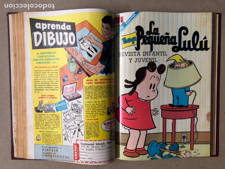 Tebeos: LA PEQUEÑA LULÚ + FIX Y FOXI (EDITORIAL NOVARO AÑOS 60). TOMO CON 9 TEBEOS ENCUADERNADOS - Foto 11 - 211422867