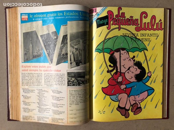 Tebeos: LA PEQUEÑA LULÚ + FIX Y FOXI (EDITORIAL NOVARO AÑOS 60). TOMO CON 9 TEBEOS ENCUADERNADOS - Foto 13 - 211422867