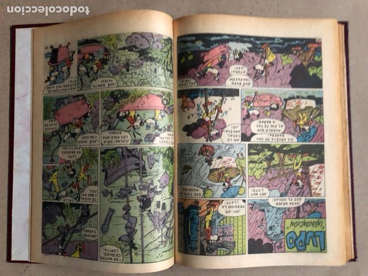 Tebeos: LA PEQUEÑA LULÚ + FIX Y FOXI (EDITORIAL NOVARO AÑOS 60). TOMO CON 9 TEBEOS ENCUADERNADOS - Foto 20 - 211422867