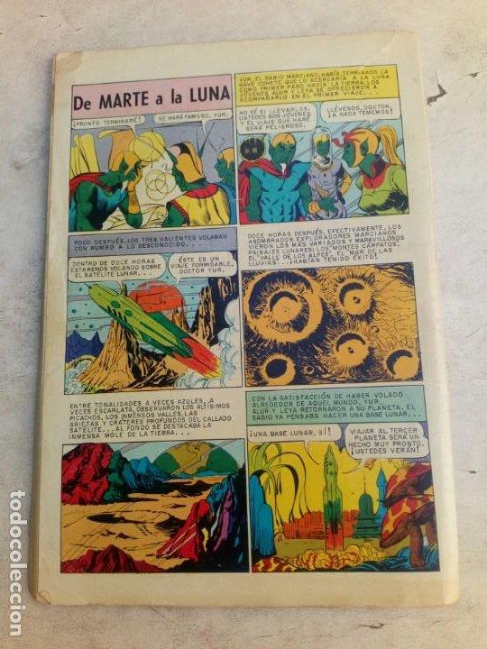 Tebeos: Supermán Novaro Número Extraordinario 1º de Julio 1959 Supermán conoce a Robín - Foto 2 - 211505746