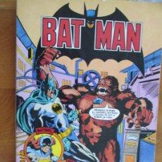 Tebeos: BATMAN - TRES AVENTURAS COMPLETAS DE BATMAN Y SUS AMIGOS - BRUGUERA -1979. Lote 211612861