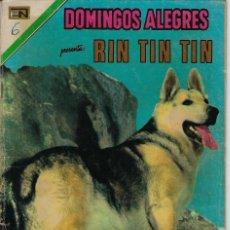 Tebeos: DOMINGOS ALEGRES: RIN TIN TIN - AÑO XVIII - Nº 900 - JUL. 26 DE 1971 ** EDITORIAL NOVARO **. Lote 211647241