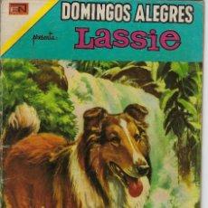Tebeos: DOMINGOS ALEGRES: LASSIE - AÑO XVIII - Nº 898 - JUL.8 DE 1971 ** EDITORIAL NOVARO **. Lote 211649990
