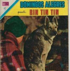 Tebeos: DOMINGOS ALEGRES: RIN TIN TIN - AÑO XVIII - Nº 892 - MAY. 12 DE 1971 ** EDITORIAL NOVARO **. Lote 211650095