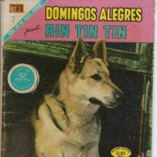 Tebeos: DOMINGOS ALEGRES: RIN TIN TIN - AÑO XVIII - Nº 888 - ABRIL 8 DE 1971 ** EDITORIAL NOVARO **. Lote 211650366