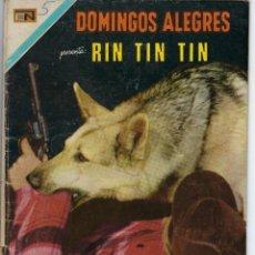 Tebeos: DOMINGOS ALEGRES: RIN TIN TIN - AÑO XVIII - Nº 896 - JUN. 18 DE 1971 ** EDITORIAL NOVARO **. Lote 211650515