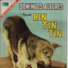 Tebeos: DOMINGOS ALEGRES: RIN TIN TIN - AÑO XVII - Nº 884 - MAR. 7 DE 1971 ** EDITORIAL NOVARO **. Lote 211650698