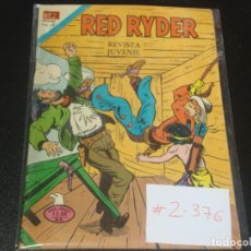 Tebeos: RED RYDER 2-376 NOVARO. Lote 211666770