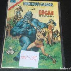 Tebeos: DOMINGOS ALEGRES 2-1311 NOVARO. Lote 211667011