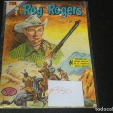 Tebeos: ROY ROGER 340 REGULAR ESTADO NOVARO. Lote 211667120