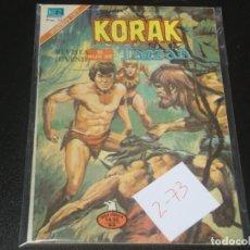 Tebeos: KORAK 2-73 ESTADO NOVARO. Lote 211667215