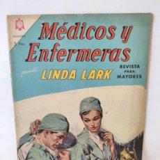 BDs: MEDICOS Y ENFERMERAS Nº 13 NOVARO ORIGINAL. Lote 211701833