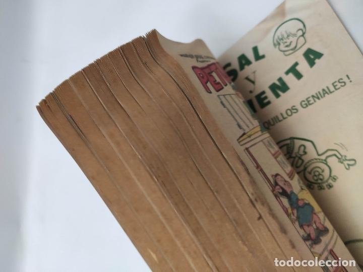 Tebeos: TOMO DE NOVARO CON 9 AVENTURAS, 8 DE TOM Y JERRY Y UNA DEL CONEJO DE LA SUERTE - NO LEIDO - Foto 2 - 211702056