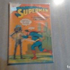 Tebeos: SUPERMAN - NUMERO 105 -. Lote 211772303