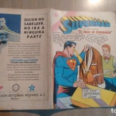 Tebeos: SUPERMAN - NUMERO 204 -. Lote 211773530