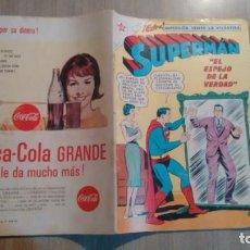Tebeos: SUPERMAN - NUMERO 321 -. Lote 211774523