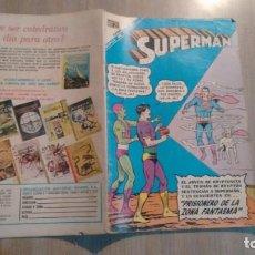 Tebeos: SUPERMAN - NUMERO 649 -. Lote 211777895