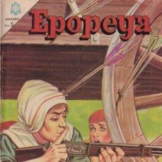 Tebeos: EPOPEYA : NUMERO 79 LA GUERRA DE LOS BOERS, EDITORIAL NOVARO. Lote 211780337