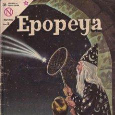 Livros de Banda Desenhada: EPOPEYA : NUMERO 68 LA VIDA DE LAS ESTRELLAS, EDITORIAL NOVARO. Lote 211826480